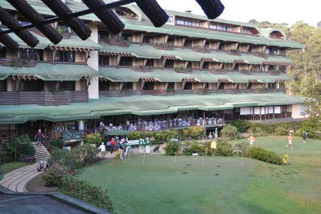 Baguio Country Club West Wing