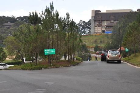 Camp John Hay Entrance