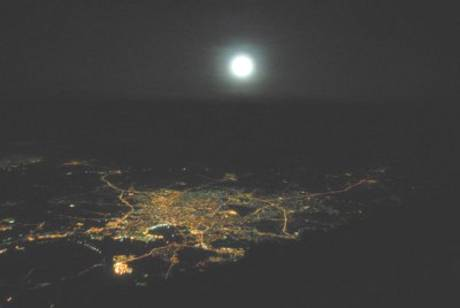 Full Moon over Saigon