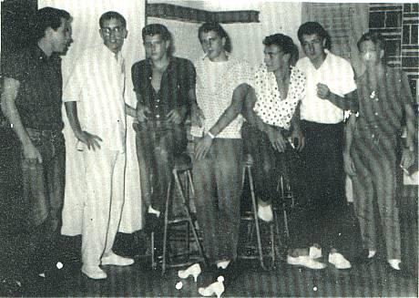 Clods 1960 Saigon