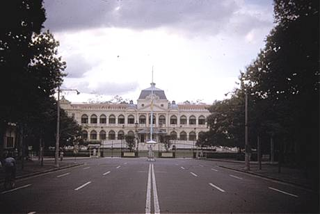 Diem Presidential Palace June 1958