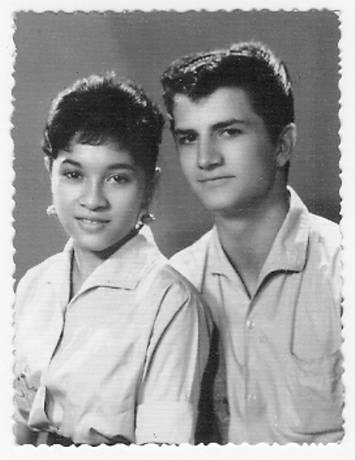 Frank and Venita