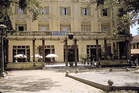Grand Hotel Cap St. Jacques February 1958