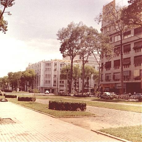 Rex Hotel 1960s