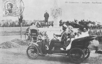 First Saigon Taxi