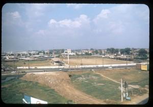 Pershing Field Base Ball Park