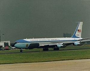 Presidental Jetliner