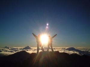 Touching The Sun 2