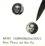 Most Cobnobanacious Bruce Thomas 1961