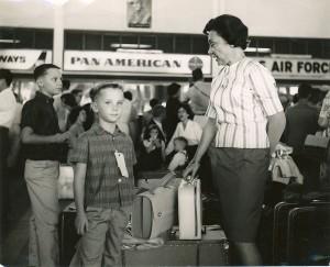 Cooper's evacuate Saigon February 11, 1965
