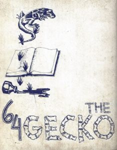 1964 Gecko Yearbook